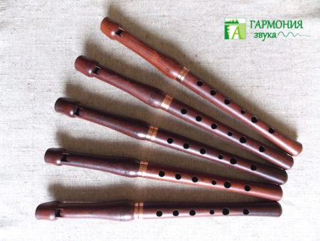 Catalog of flutes
